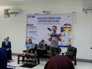 Penguatan Networking Alumni Departemen Kimia FSM UNDIP